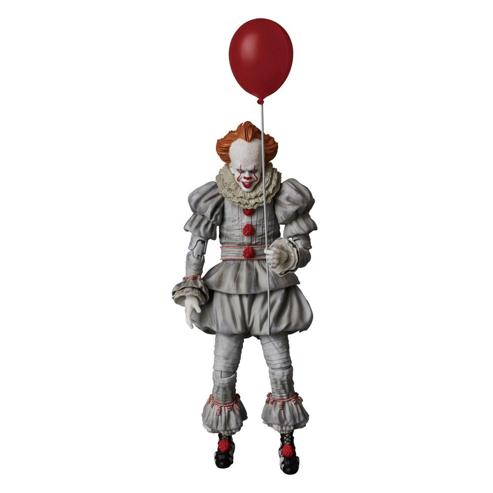 Pennywise Stephen King's It 2017 MAF EX Action Figure by Medicom