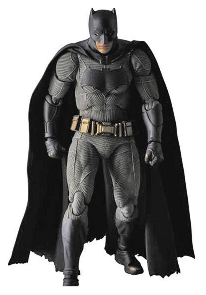 Batman v Superman Dawn of Justice Miracle Action Figure Batman Previews Exclusive 15 cm