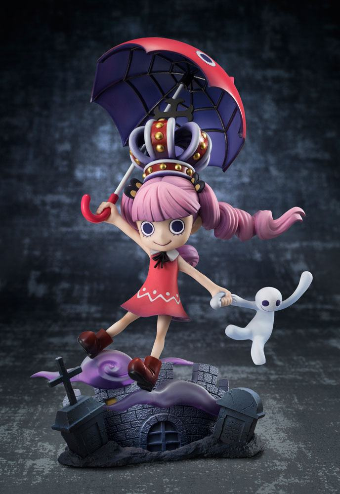 One Piece Excellent Model P.O.P CB-EX PVC Statue Perona (Gothic) 17 cm