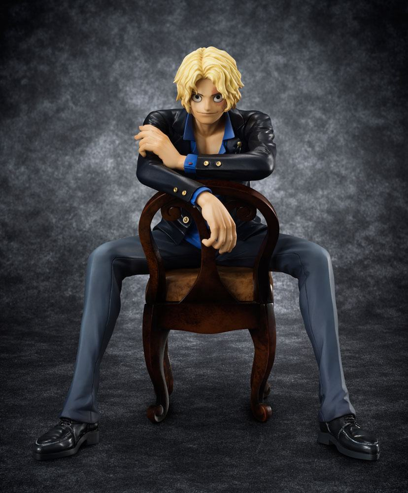 One Piece Excellent Model P.O.P SOC Statue 1/10 Sabo 15 cm