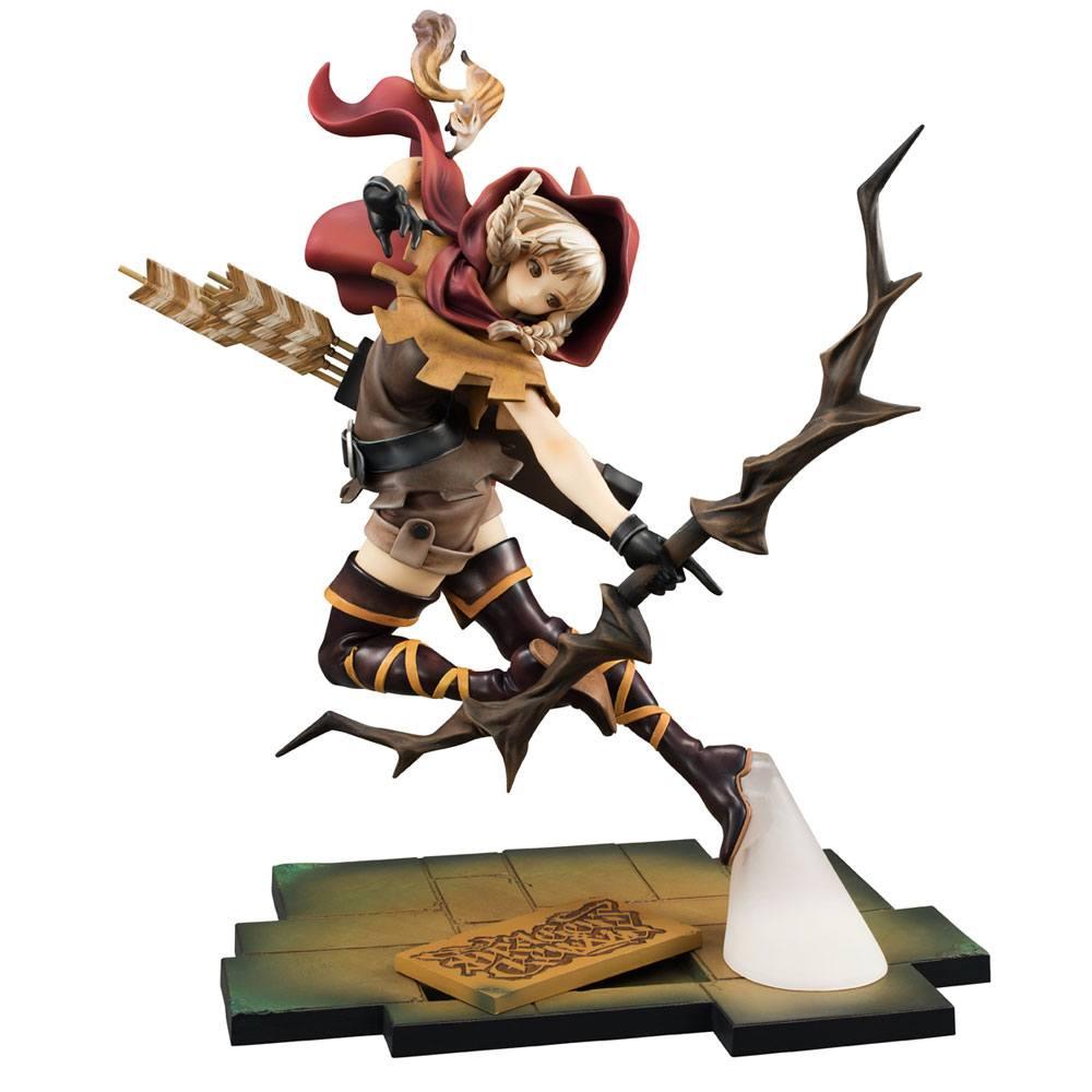 Dragon´s Crown Excellent Model PVC Statue 1/7 Elf Another Color Ver. 22 cm