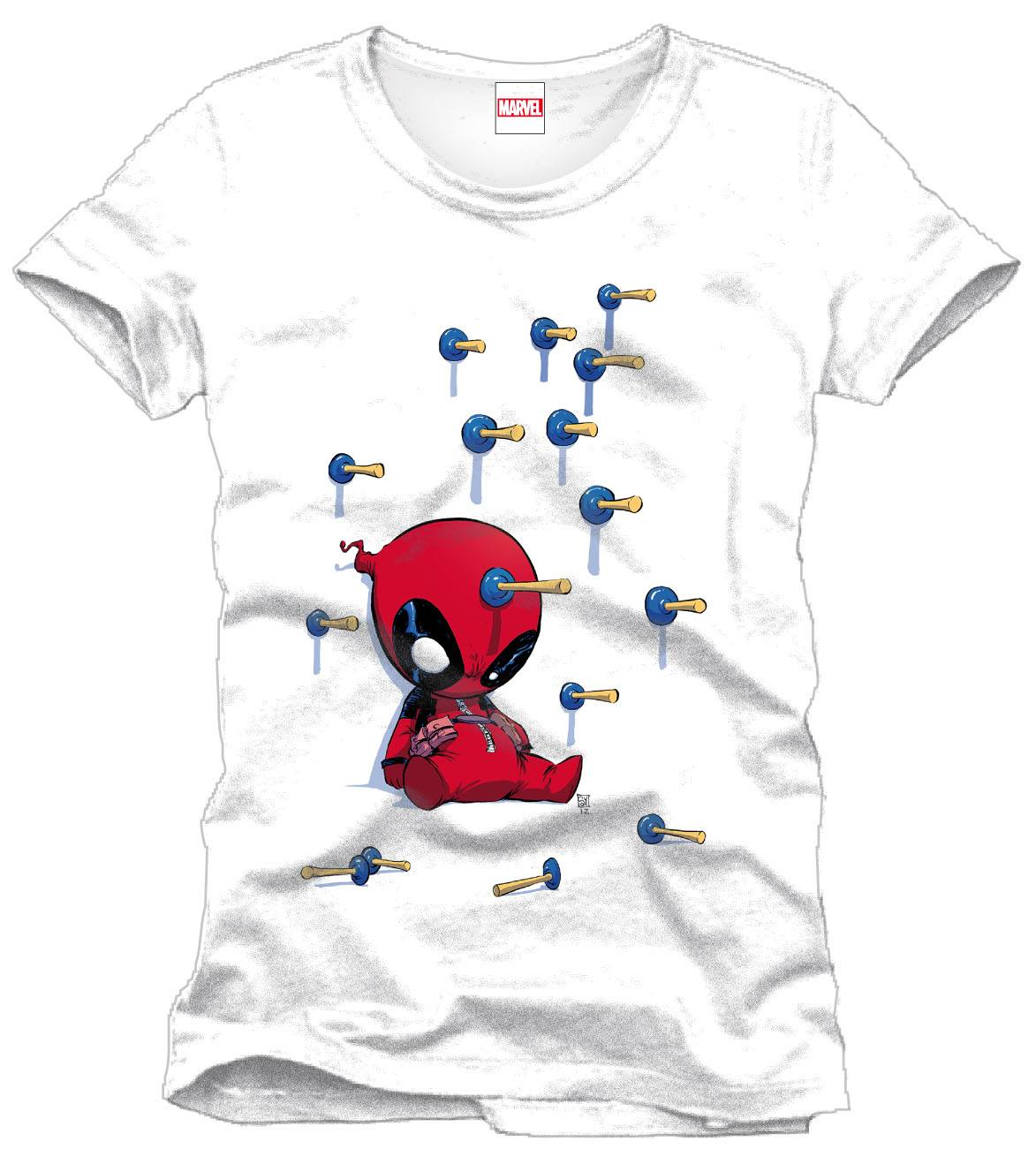 Deadpool T-Shirt Plumber Size XXL