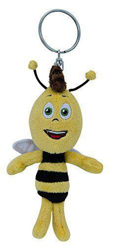 Maya the Bee Plush Keychain Willy 10 cm