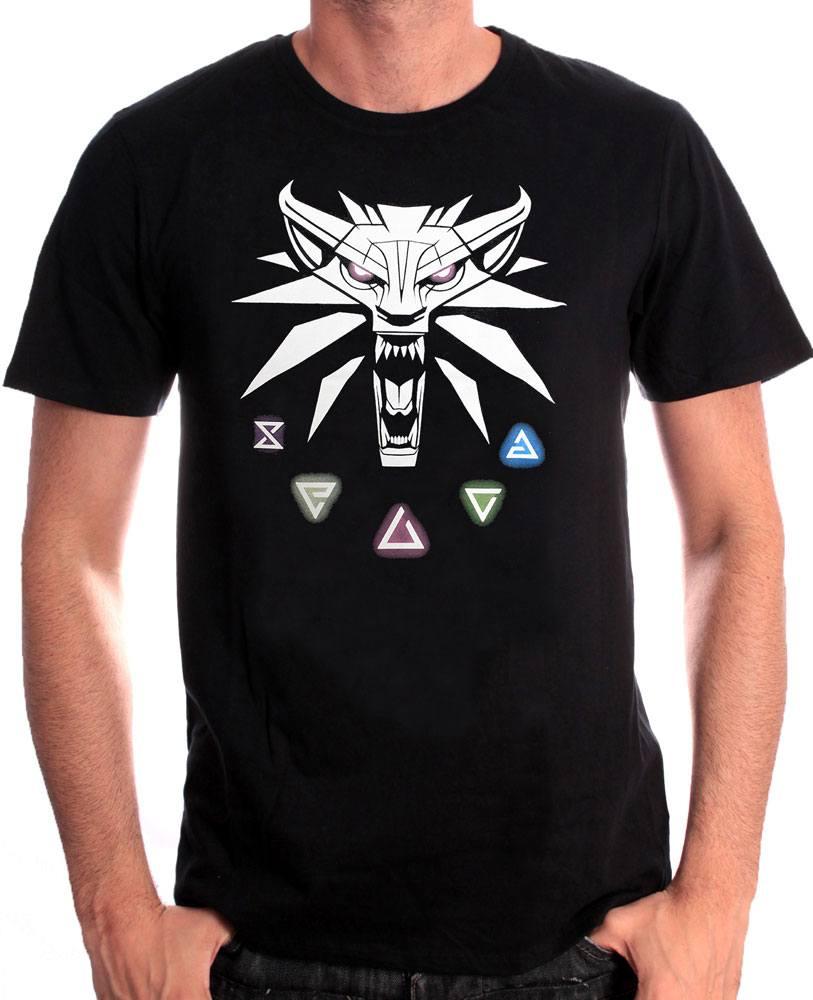 Witcher T-Shirt Witcher III Size XL