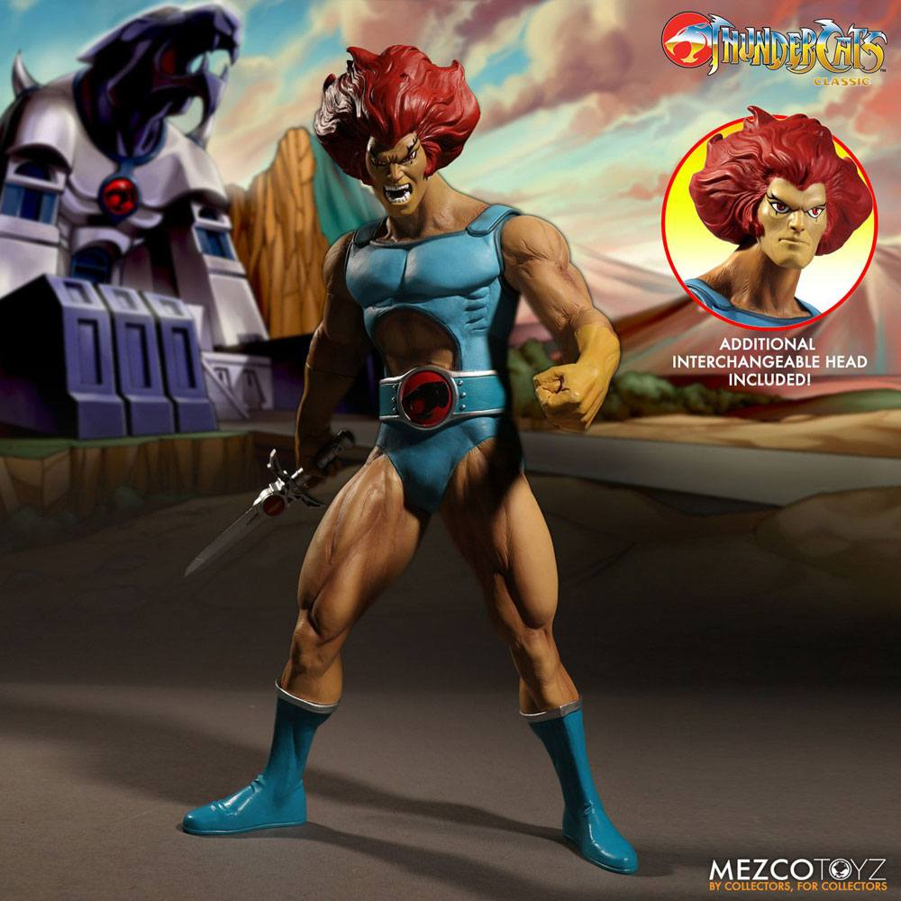 ThunderCats Mega Scale Action Figure Lion-O 36 cm