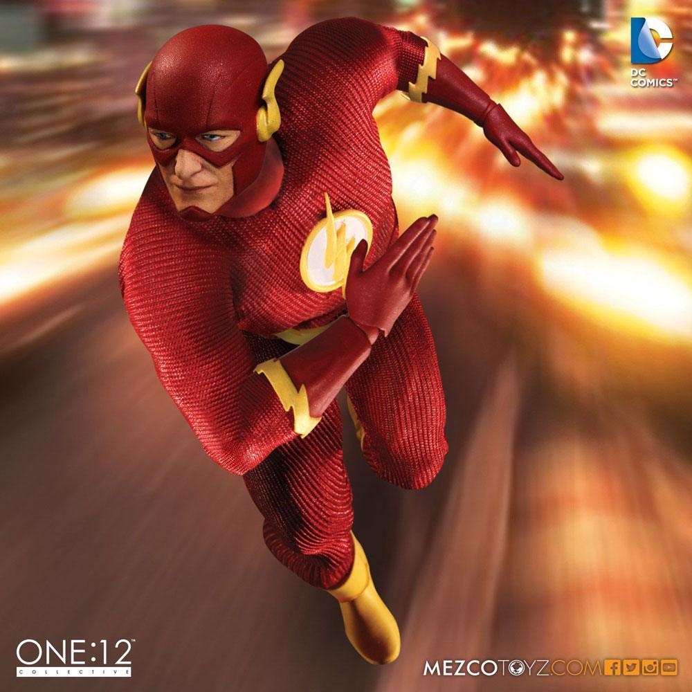 DC Universe Action Figure 1/12 The Flash 16 cm