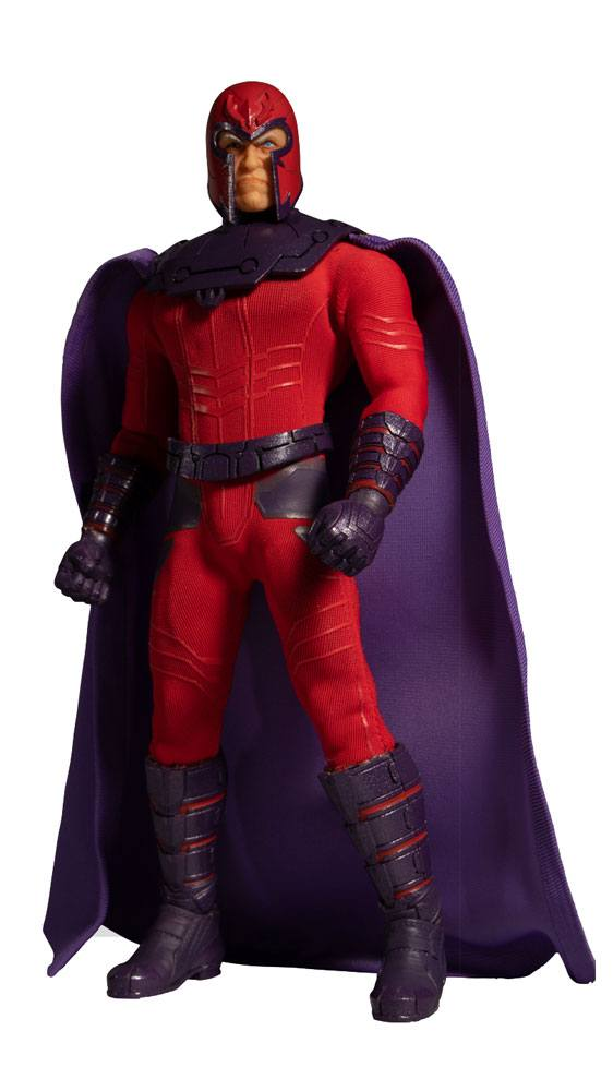 Magneto Marvel 1/12 Action Figure by Mezco Toys