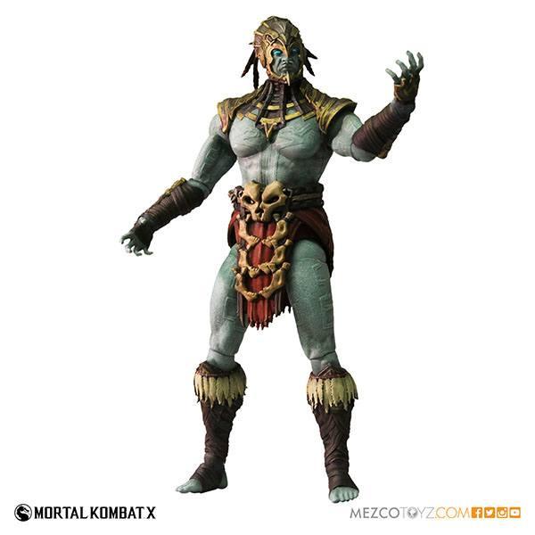 Mortal Kombat X Series 2 Action Figure Kotal Kahn 15 cm