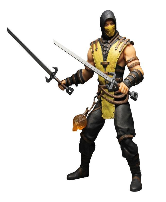 Mortal Kombat X Action Figure 1/6 Scorpion 30 cm