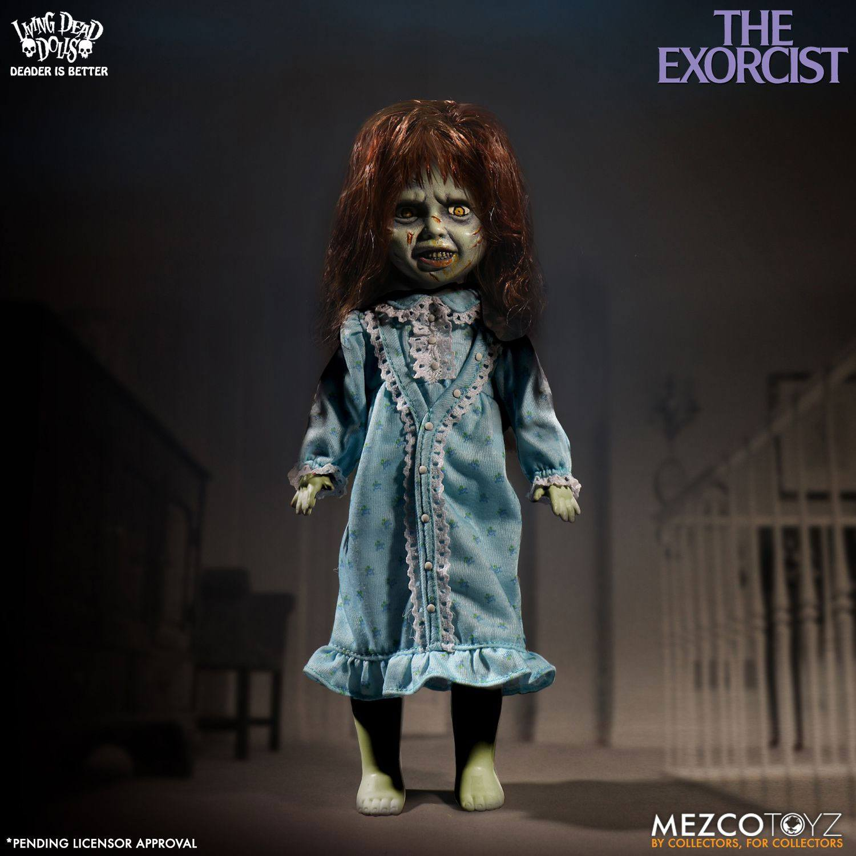 The Exorcist Living Dead Dolls Doll Regan 25 cm