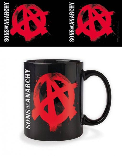 Sons of Anarchy Mug Anarchy