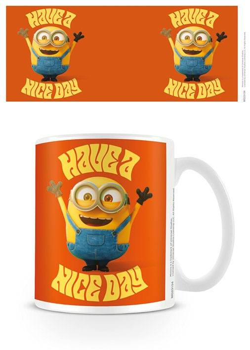 Minions Mug Nice Day