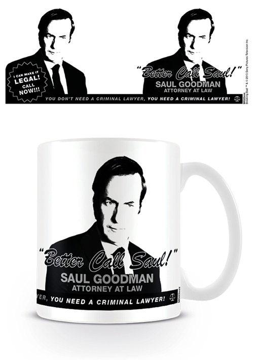Better Call Saul Mug I Can Make It Legal