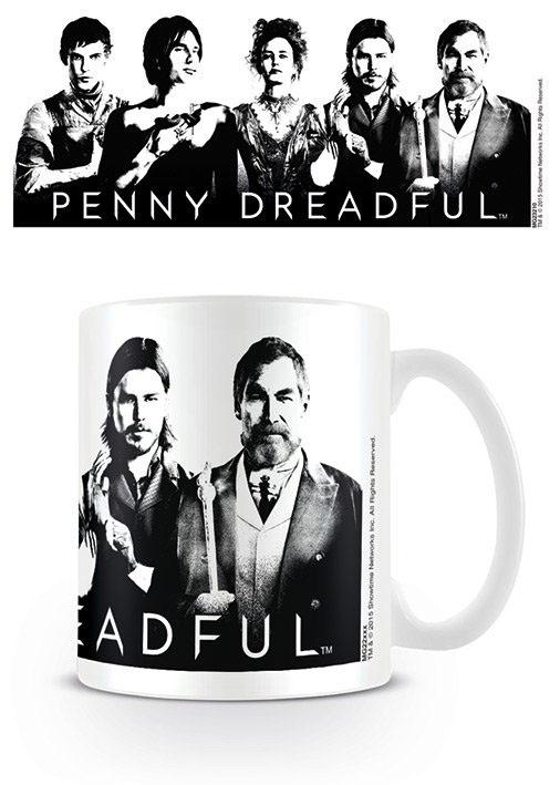 Penny Dreadful Mug Contrast