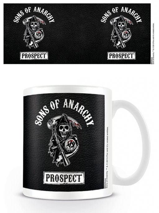 Sons of Anarchy Mug Prospect