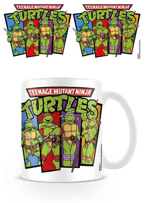 Teenage Mutant Ninja Turtles Mug Group