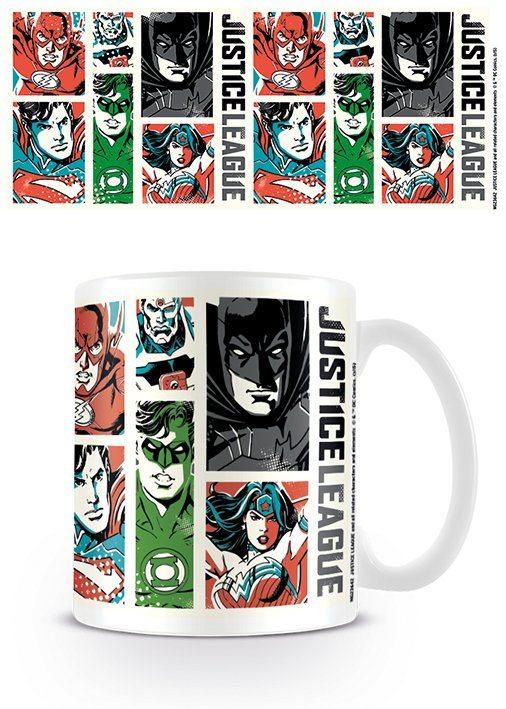 Justice League Mug 52 Style