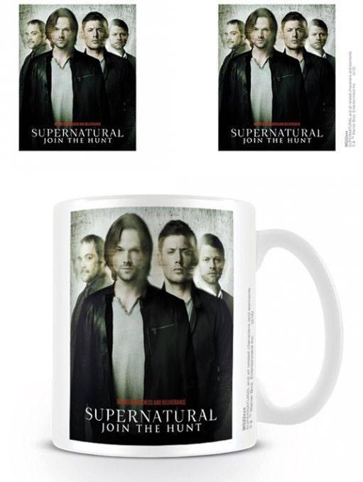 Supernatural Mug Join The Hunt