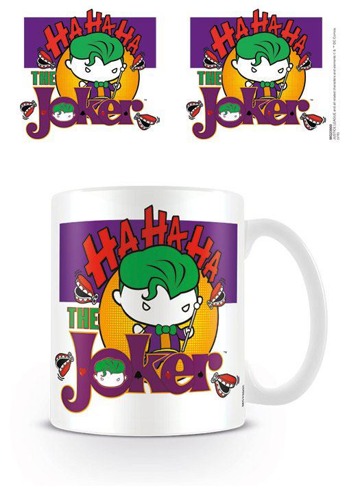 Justice League Mug Chibi Joker