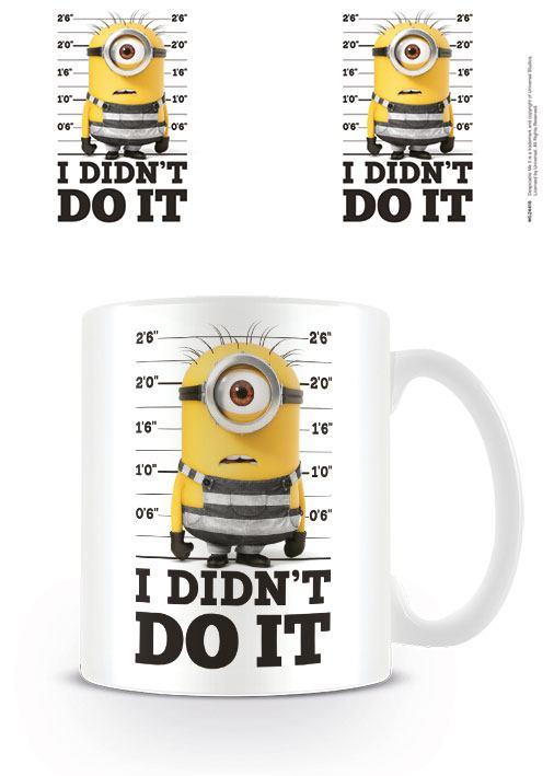 Despicable Me 3 Mug I Didn't Do It