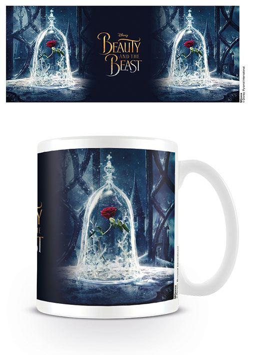 Beauty and the Beast Mug Enchanted Rose