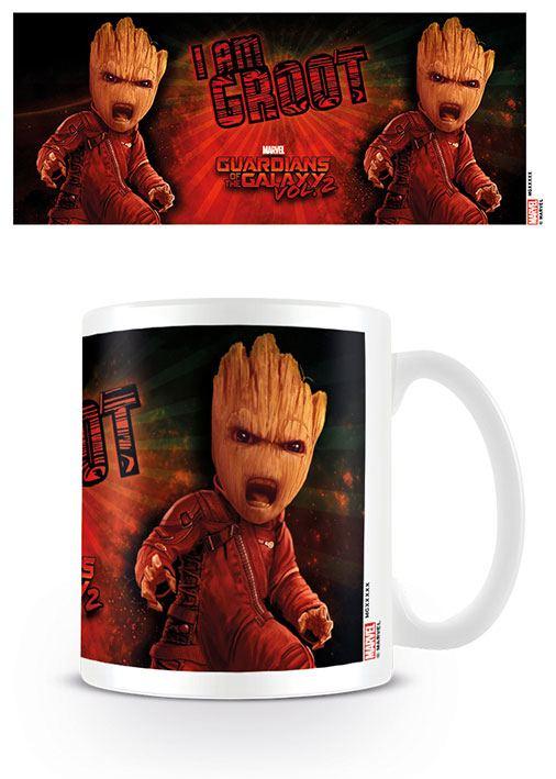 Guardians of the Galaxy Vol. 2 Mug Angry Groot