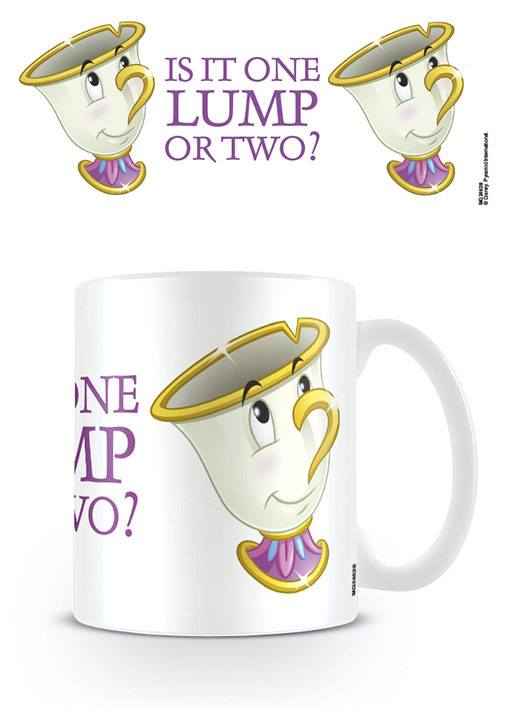 Beauty and the Beast Mug One Lump or Two