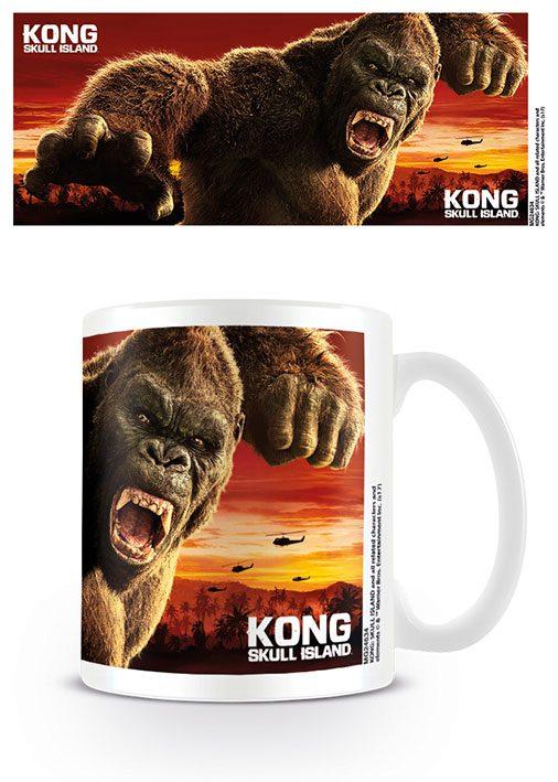 Kong Skull Island Mug Primal Rage