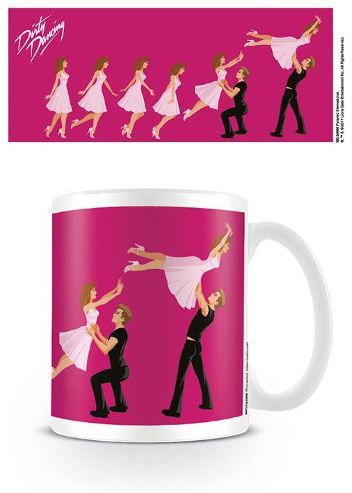 Dirty Dancing Mug Life Stages