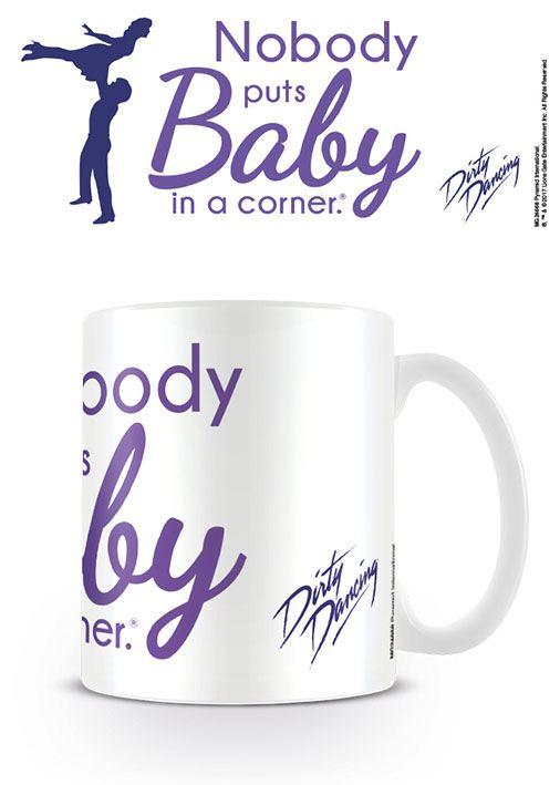 Dirty Dancing Mug Nobody puts Baby in a Corner