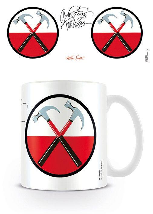 Pink Floyd The Wall Mug Hammers