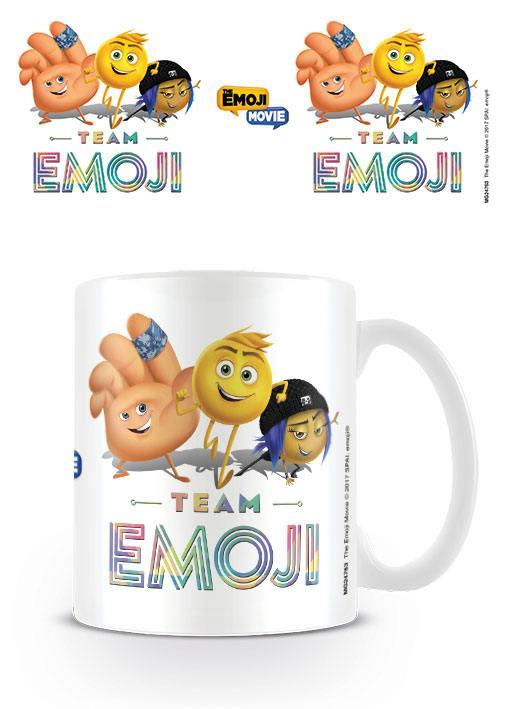 The Emoji Movie Mug Team Emoji