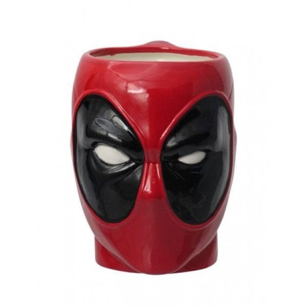 Marvel Comics Super Hero 3D Mug Deadpool