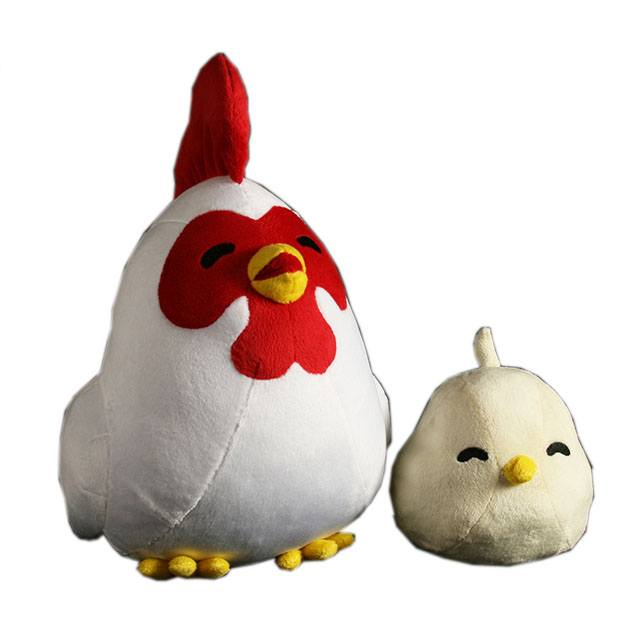 Harvest Moon Plush Figures 2-Pack Chicken & Chick 38 cm