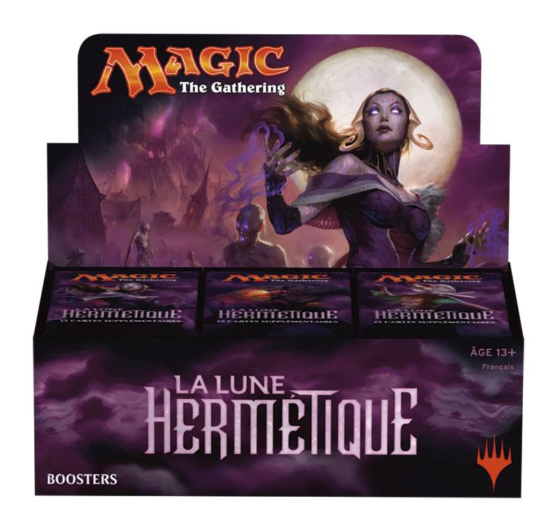 Magic the Gathering La lune hermétique Booster Display (36) french