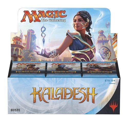 Magic the Gathering Kaladesh Booster Display (36) italian
