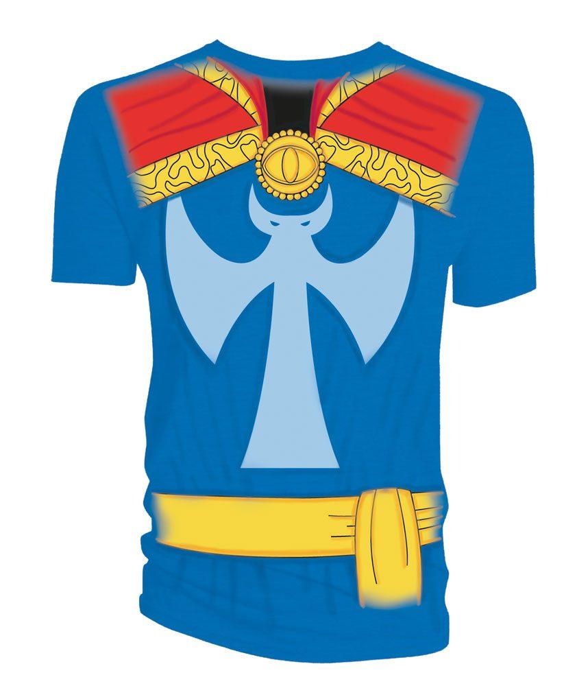 Doctor Strange T-Shirt Sorcerer Supreme Costume Size S