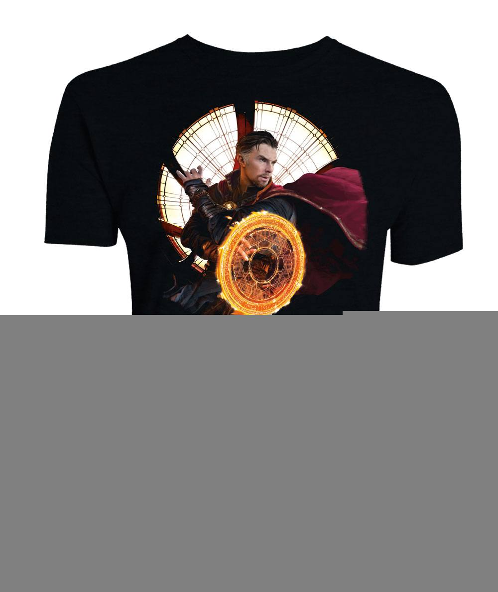 Doctor Strange T-Shirt Window Size XL