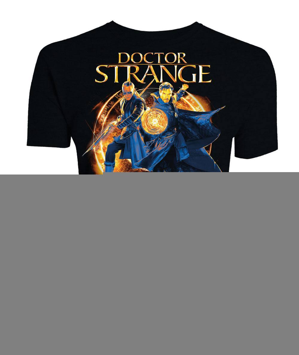 Doctor Strange T-Shirt Kaecilius & Doctor Strange Size M
