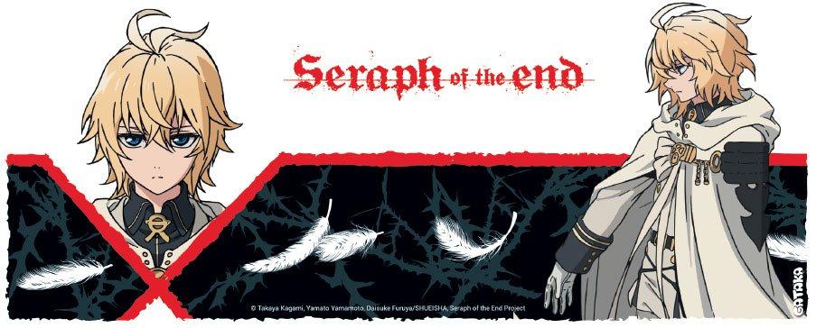 Seraph of the End Mug Mikaela