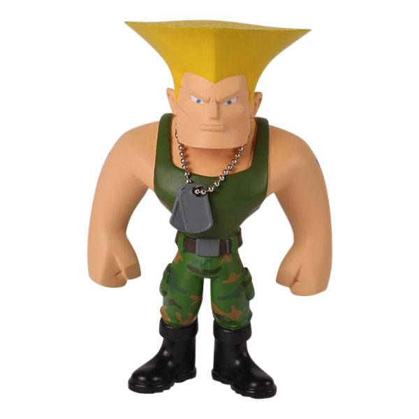 Street Fighter PVC Figure Guile 13 cm