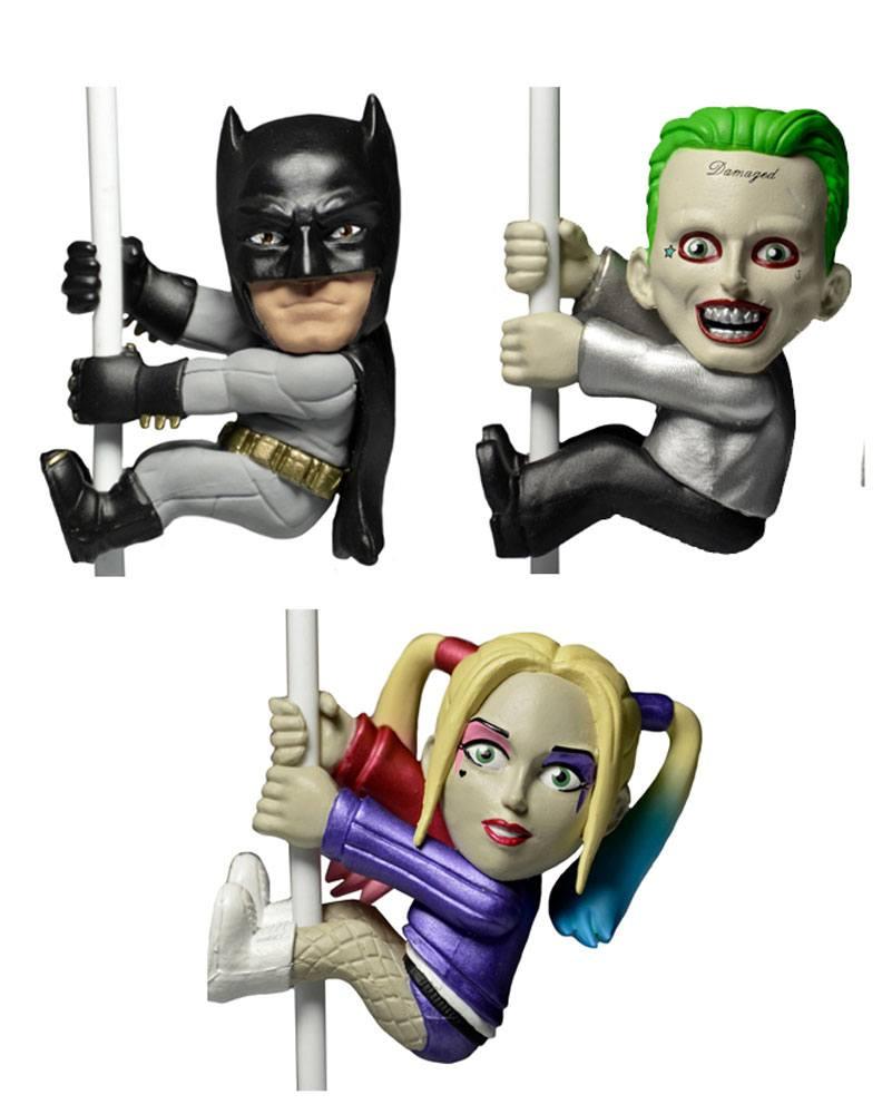 Suicide Squad Scalers Mini Figures 5 cm Assortment (48)
