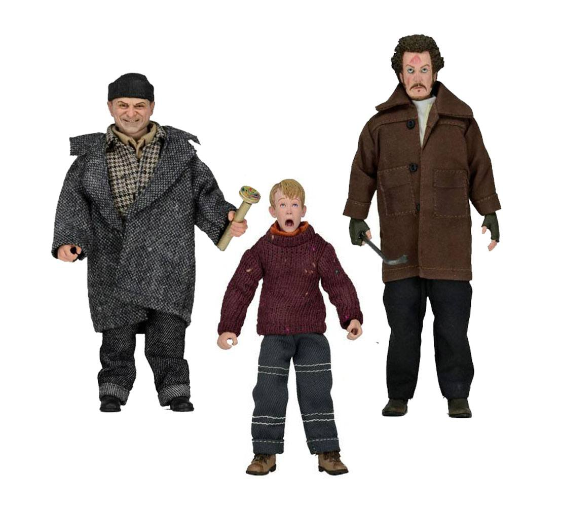 Home Alone Action Figure 18 cm Case (9)
