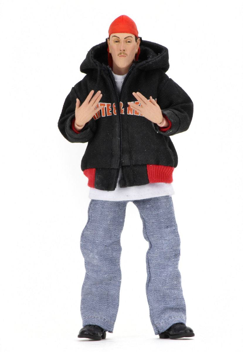 Weird Al Yankovic Retro Action Figure White & Nerdy Clothed 20 cm