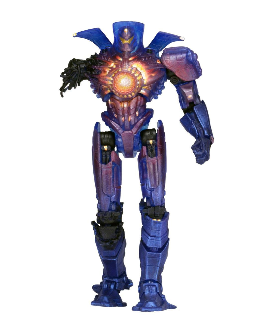 Pacific Rim Ultra Deluxe Action Figure Anteverse Gipsy Danger 18 cm