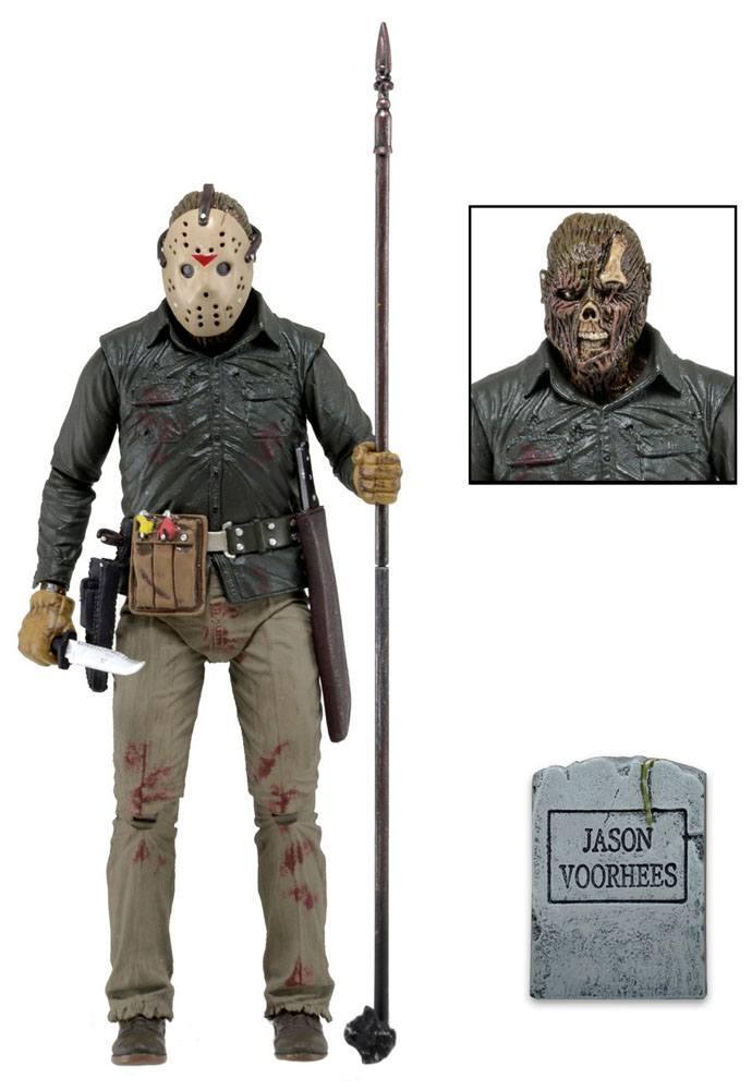 Friday the 13th Part 6 Action Figure Jason 18 cm