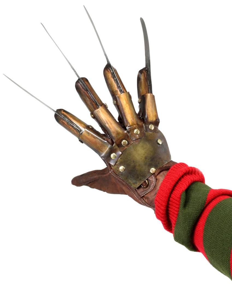 A Nightmare On Elm Street 3 Replica 1/1 Freddy´s Glove
