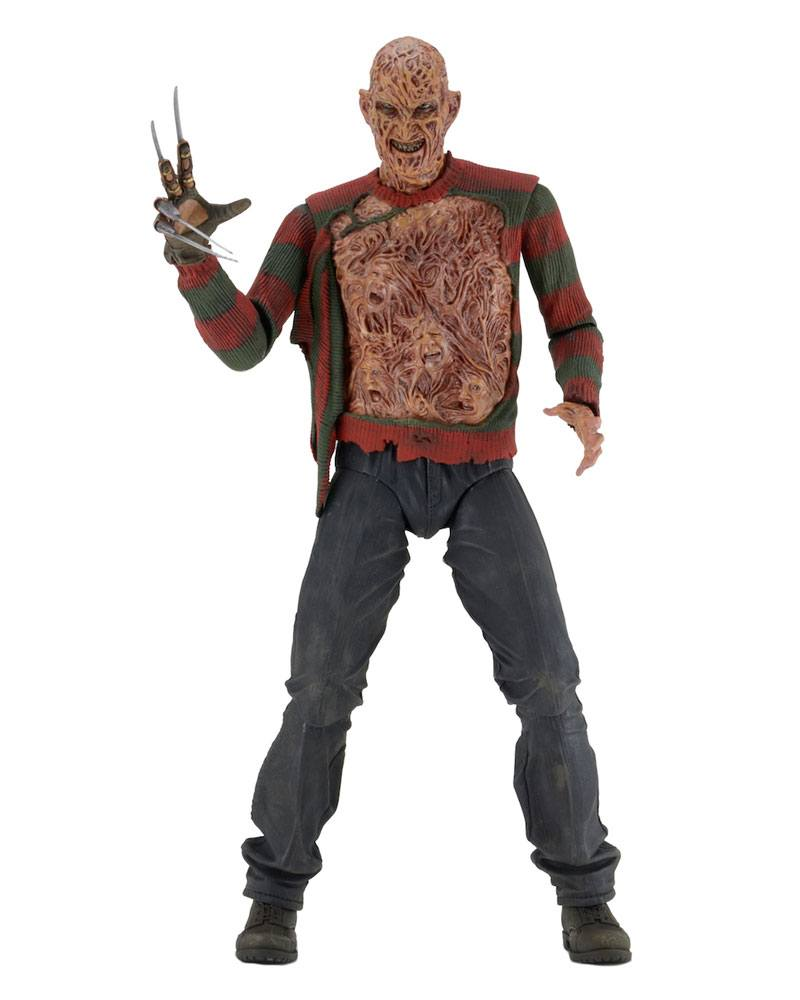 Nightmare On Elm Street 3 Dream Warriors Action Figure 1/4 Freddy Krueger 45 cm