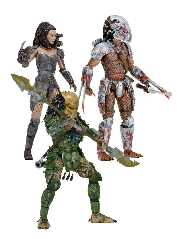 Predator Action Figures 20 cm Series 18 Assortment (14)