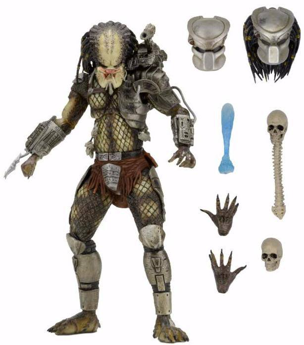 Predator Actionfigur Ultimate Jungle Hunter 18 cm